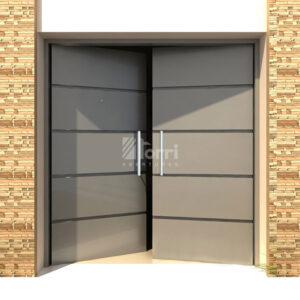 puerta-doble